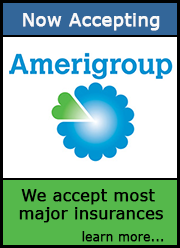 We Accept Most Major Insurances